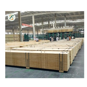 OSHA 38mm*225*3900 Best price of lvl scaffolding plank for Construction