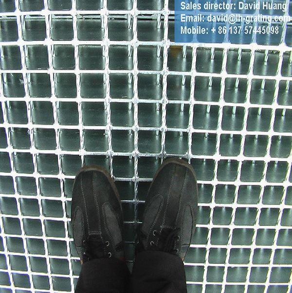 Paneles de celos a de acero galvanizado sistema de pisos - Malla de acero galvanizado ...