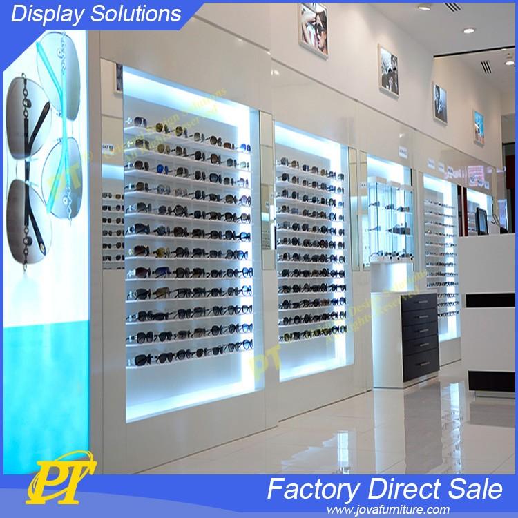 Custom Creative Optical Store Display Furniture Design