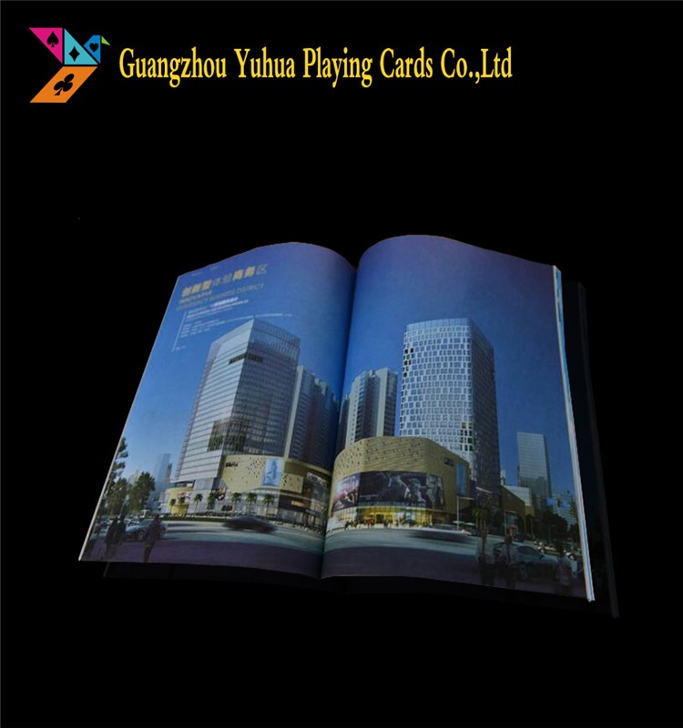 Full Color Printing Books YH1030