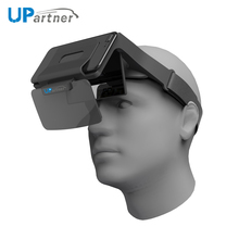 UPartner 2018 Nuovo Disegno AR Occhiali Realtà Aumentata Google Cartone <span class=keywords><strong>VR</strong></span> Auricolare 3D AR