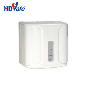 Toilet Home ABS Plastic 1100W White 90m/s Hand Dryer for Germany Market