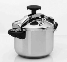 304/201 Stainless steel pressure cooker hot sale 4-10L with high quality