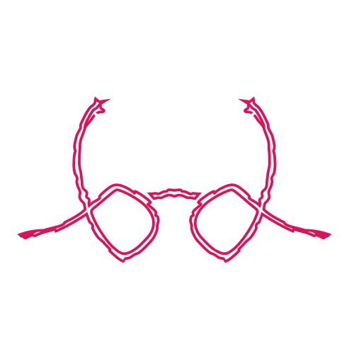 e9ed063c2e Red Prescription Essential Faconnable Eyewear Frame - Buy Faconnable Eyewear