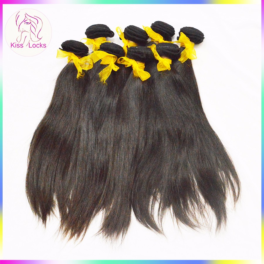 International Dropshipper for Unprocessed Wholesale Virgin Brazilian Hair Products 6-38 inch Straight Beauty Long Hair Free Ship