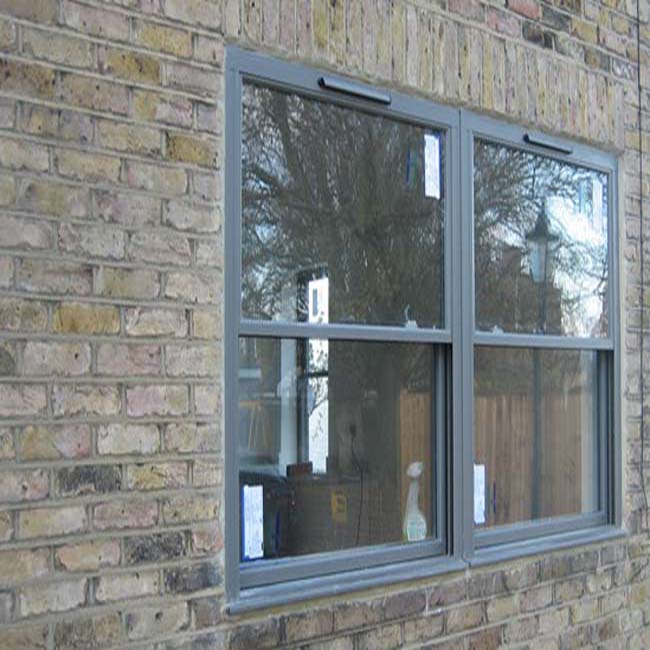 Swing Out Aluminum Window Inner Mesh / aluminium windows and doors for house