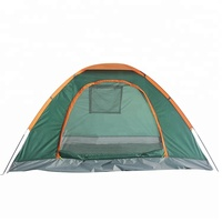 Custom polyester fabric Moroccan dome tent for camping or hiking