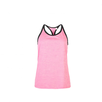 Fashion sublimation printing running singlets tank tops womens