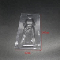 Factory Price Clear Plastic Hardware Slide Blister Card Packaging