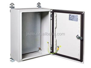 2017 METAL ENCLOSURE IP66 for electric products