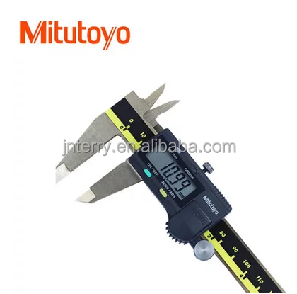 Japan made Mitutoyo digital vernier caliper 0-150mm, 0-200mm, 0-300mm accuracy 0.01mm