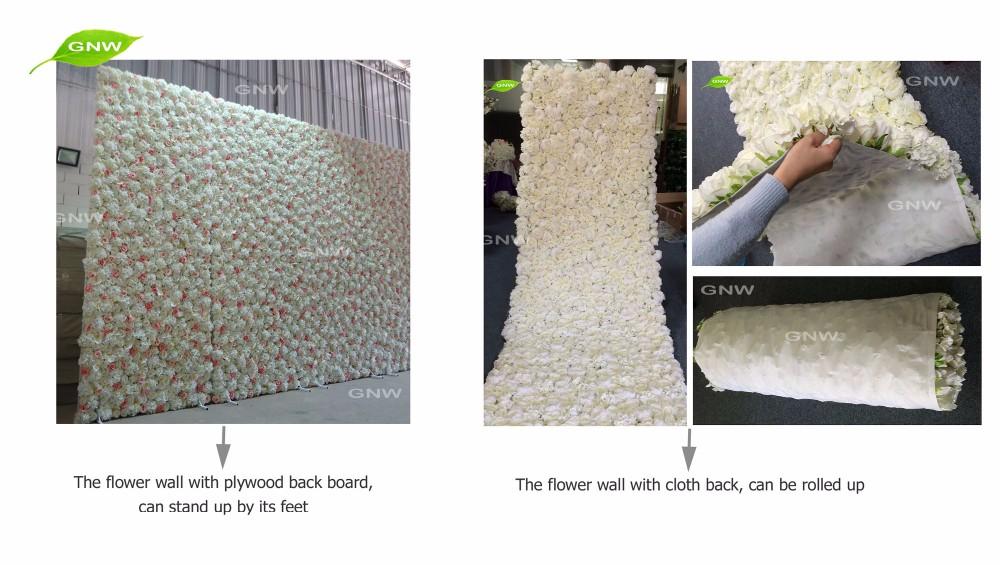 Gnw Flw1608025-001 20ft White Hydrangea Flower Wall For Wedding ...