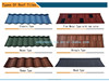 color stone coated metal roof tile in Philippines/metal roofing sheet/roof tile price in Philippines