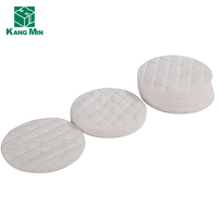 Wholesale OEM organic cotton rounds pads make up pads