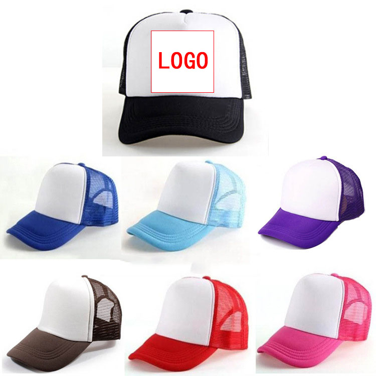 33 colors Kids Trucker Cap Adult Mesh Caps Blank Trucker <strong>Hats</strong> Snapback <strong>Hats</strong> Accept Custom Made Logo