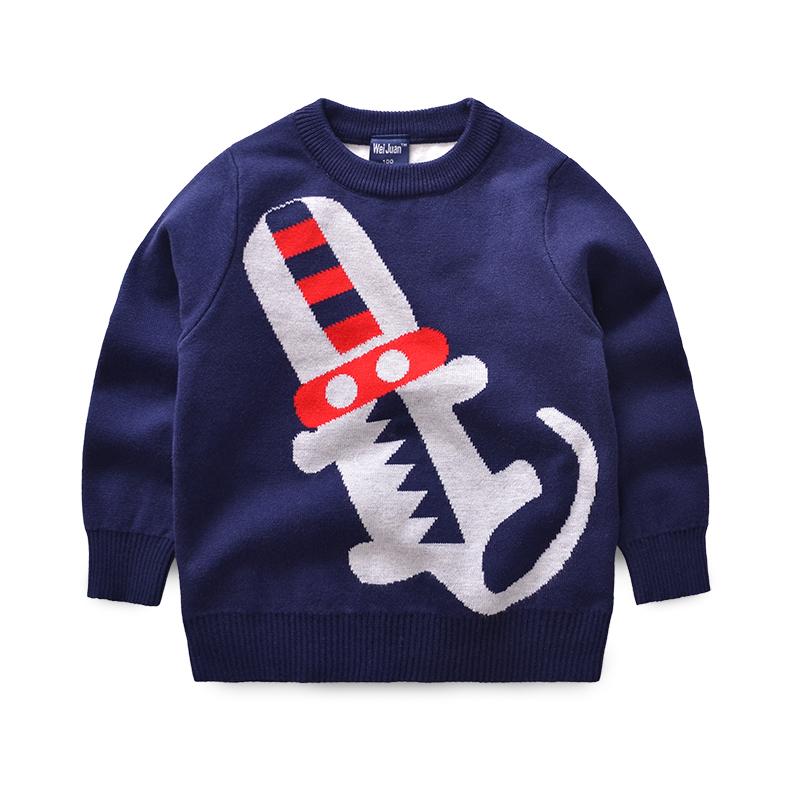 Niños Cocodrilo Patrón Diseños Suéter Para Niños Tejido A Mano - Buy ...