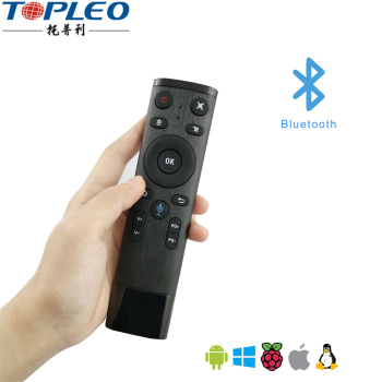 Latest technology comfortable hand feel Q5 universal tv remote control