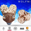 WOLFNI drilling rock bits / 3 wings PDC Hard rock non-coring diamond oil drill bit