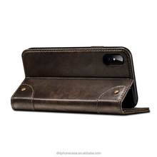 luxury beauty Magnet leather flip wallet phone case with stand for iphone 6 7 8 , for Samsung galaxy s3, for motorola moto x