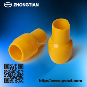 Soft PVC terminal insulation sleeve for wiring harness