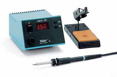 Constant Temperature Digital display soldering station Lead free 80W Soldering Station WSD 81i