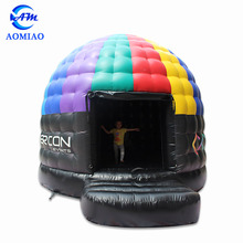 2018 Cheap jumping castle inflatable disco dome bounce house boing bouncy castles for sale