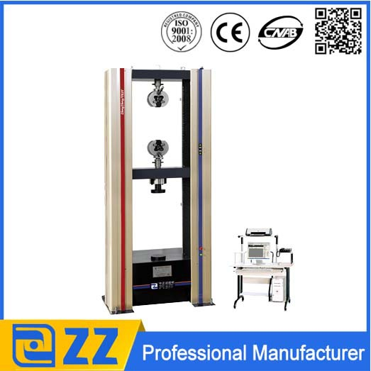 TLS-50 Computer Control Spring Tension Compression Testing Machine/ Automatic Leaf Spring Test Equipment/Spring Tension Tester