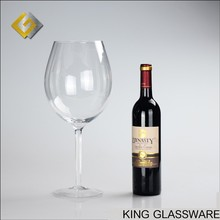 A mano su ordinazione OEM all'ingrosso gigante stemed grande trofei wine beer glass
