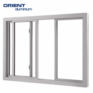 high quality aluminum window frame for nepal market
