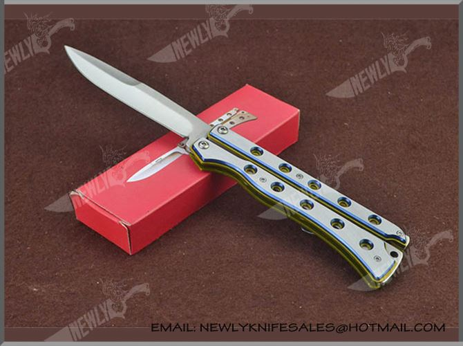 High Quality Micarta Handle Toothpick Pocket Folding Knife