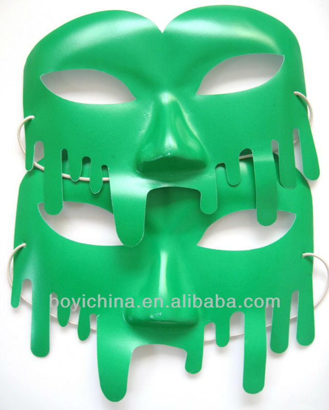 party romatic magic half face mask