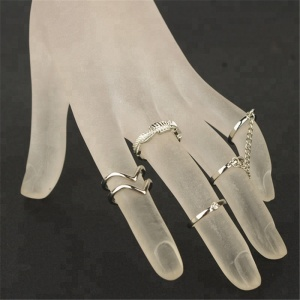 wonder set gold filled settings models ring for women
