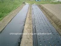 PE black plastic agricultural mulch polyethylene film