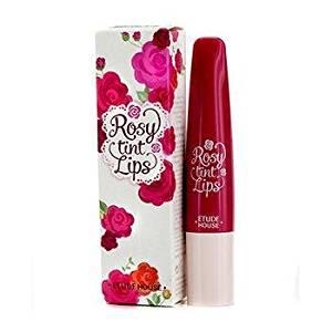 [Etude House] Rosy Tint Lips 7g #04 Sweet Poison