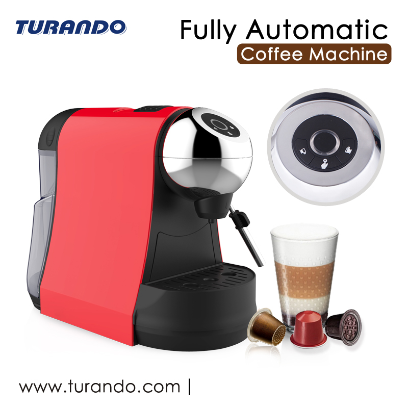 Professional Capsule Espresso Coffee Machine /Cappuccino/Latte Machiatto Coffee Machine