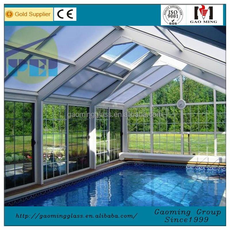 emejing pool mit glaswand garten images - home design ideas