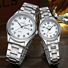 Male Wrist Sport Quartz Uren Herren Damen Analog Sexy Couple Watch Fashion Twin Unisex Watches Japan Movt Lover