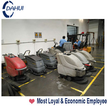 walking electric used floor cleaning machine price