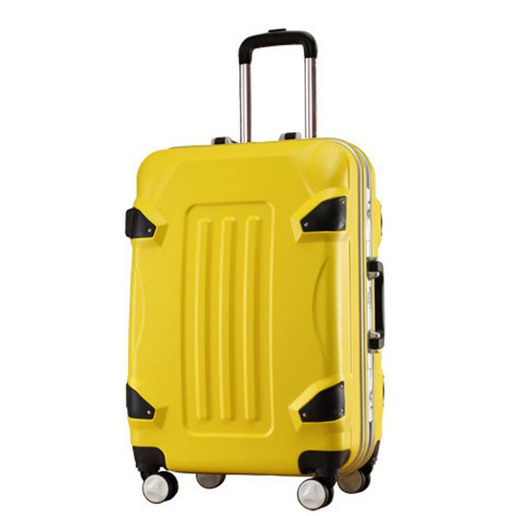 High Quality hot selling Fashion Frosted hard shell suitcase