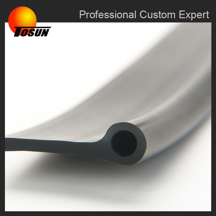 ISO9001 certificated China manufacturer OEM sauna door seal strip, door rubber seal, waterproof rubber seal