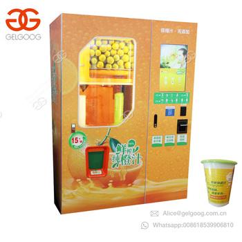 Fresh Squeezed Orange Juice Vending Machine Manufacturer ...