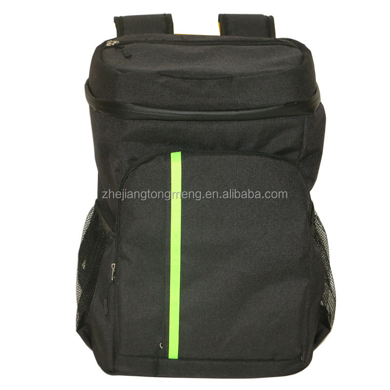 Wholesale Waterproof PEVA Lining Thermal Insulated Cooler Bag Backpack