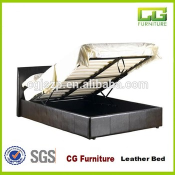 Fusion Royal Metal Frame Storage Bed Buy Heaboard