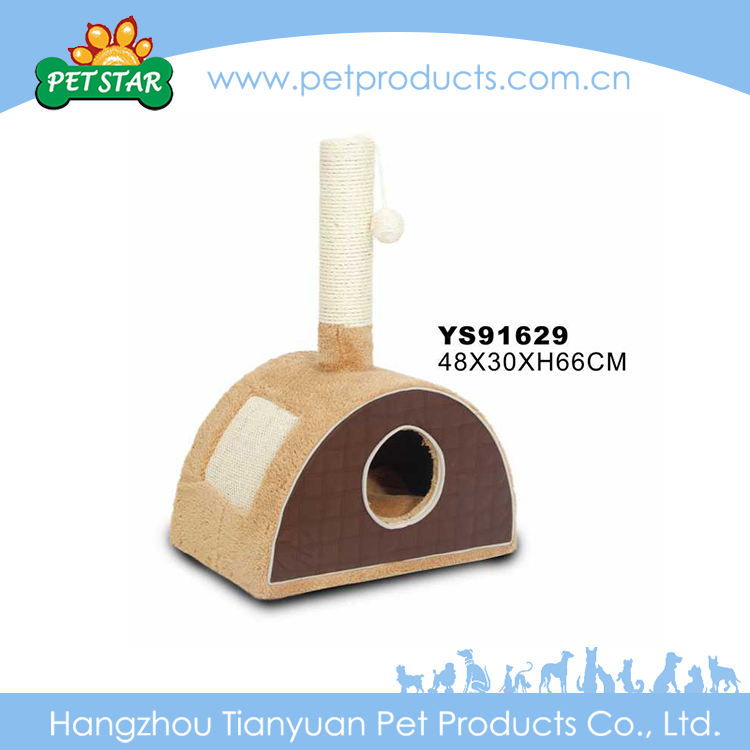 Hot Selling Cheap Sisal Rope Cat Tree Furniture