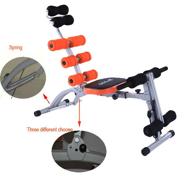 Best Js-060sa Eight Pack Care King Fitness Equipment Abs Exercise ...