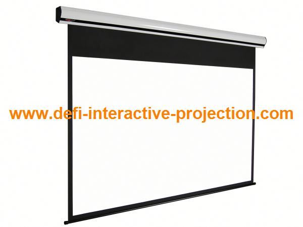 Top quality 150 inch projection screen