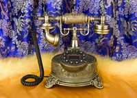 Old Style Home Decorative Telephone Vintage Phone for Sales MS-5800B