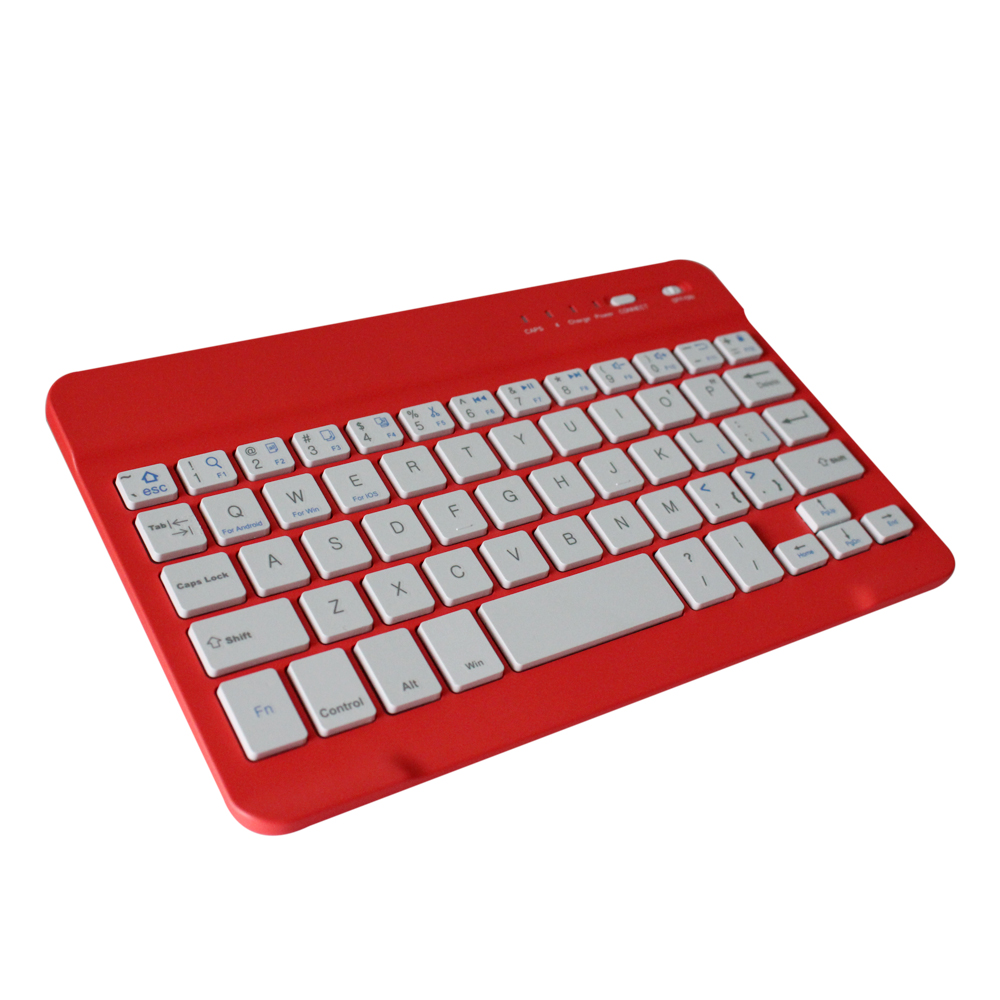 new products Super mini Bluetooth 3.0 For iPad Mini Ultra Slim Bluetooth Wireless external keyboard for mobile phone