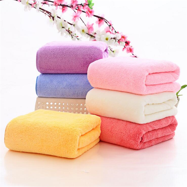 Terry cloth best selling products average microfibre bath towels size