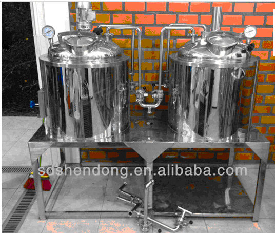 stainless steel tank for brewing,100l stainless steel pot,200l stainless steel pot